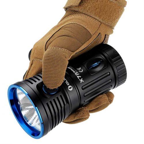 Nueva linterna Olight X7R  Maurauder