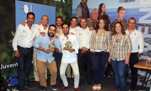 Entregados los premios de la VII Edición de los Premios Juvenex-Feciex