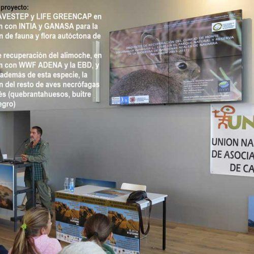 La UNAC responde a las críticas de Ecologistas en Acción