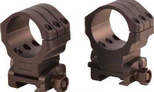 Nuevas anillas WARNE ANGLEYE para disparar a cualquier distancia