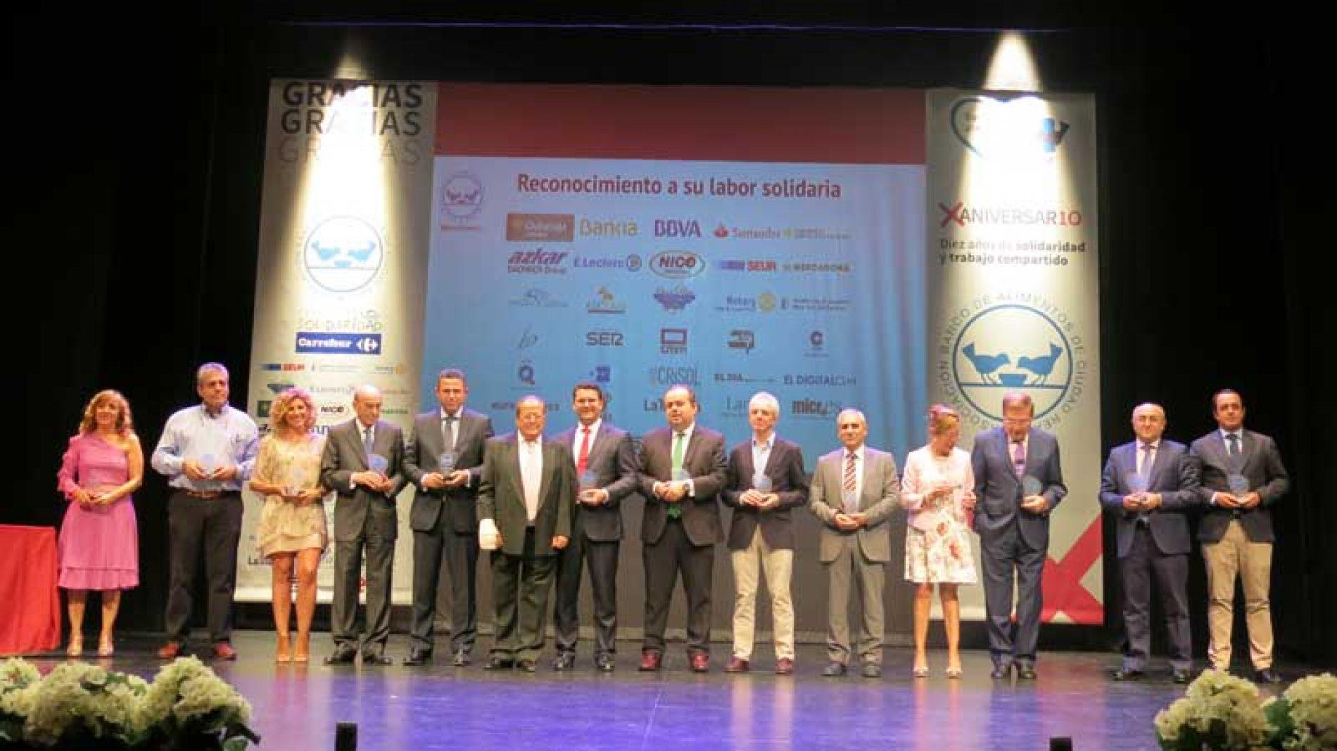 ASICCAZA ve reconocida su labor social por parte de El Banco de Alimentos