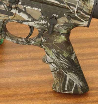 rifle-Smith-and-Wesson-empunadura