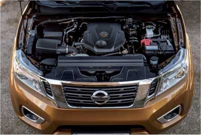 Nissan-Navara-NP-300-motor