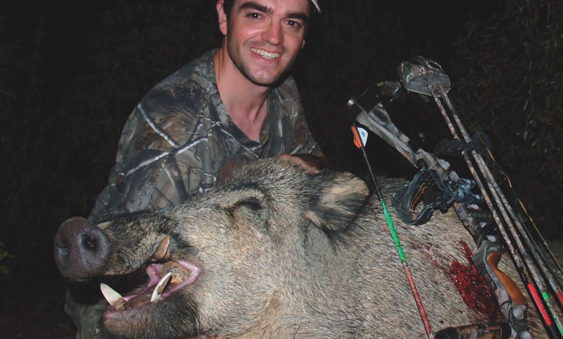Accesorios del arco compuesto. Introducción a la caza con arco (III)