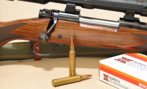 Los cartuchos .300 Winchester Magnum