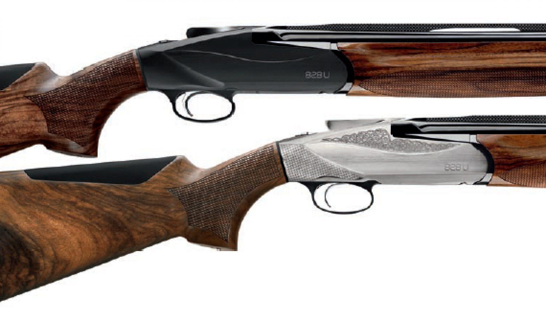 Prueba de la escopeta superpuesta Benelli 828 U