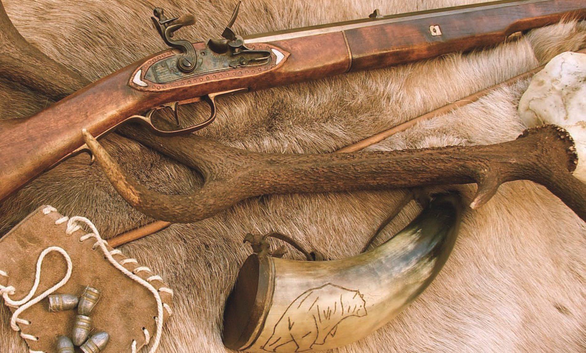 Armas de caza con avancarga. Caza a la antigua usanza