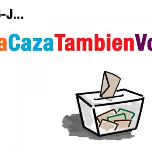 La ONC se suma a la campaña #lacazatambienvota impulsada por la fac