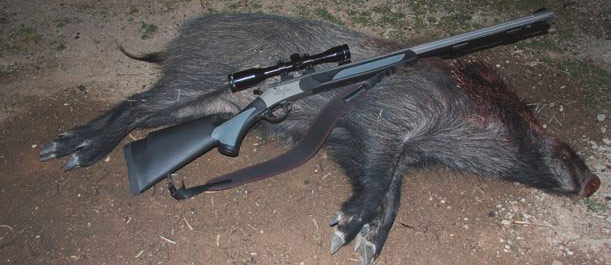 armas reportajes caza con avancarga