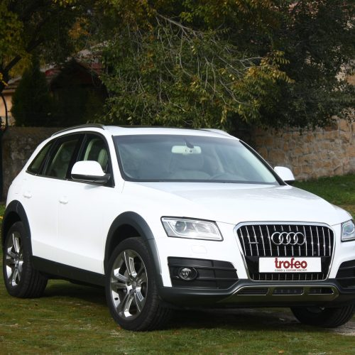 Prueba Audi Q5 3.0 TDi Clean Diesel Quattro S Tronic Attraction