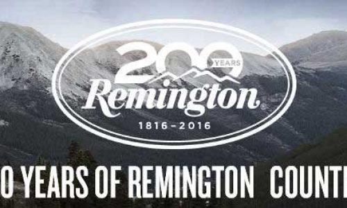 Remington cumple 200 años