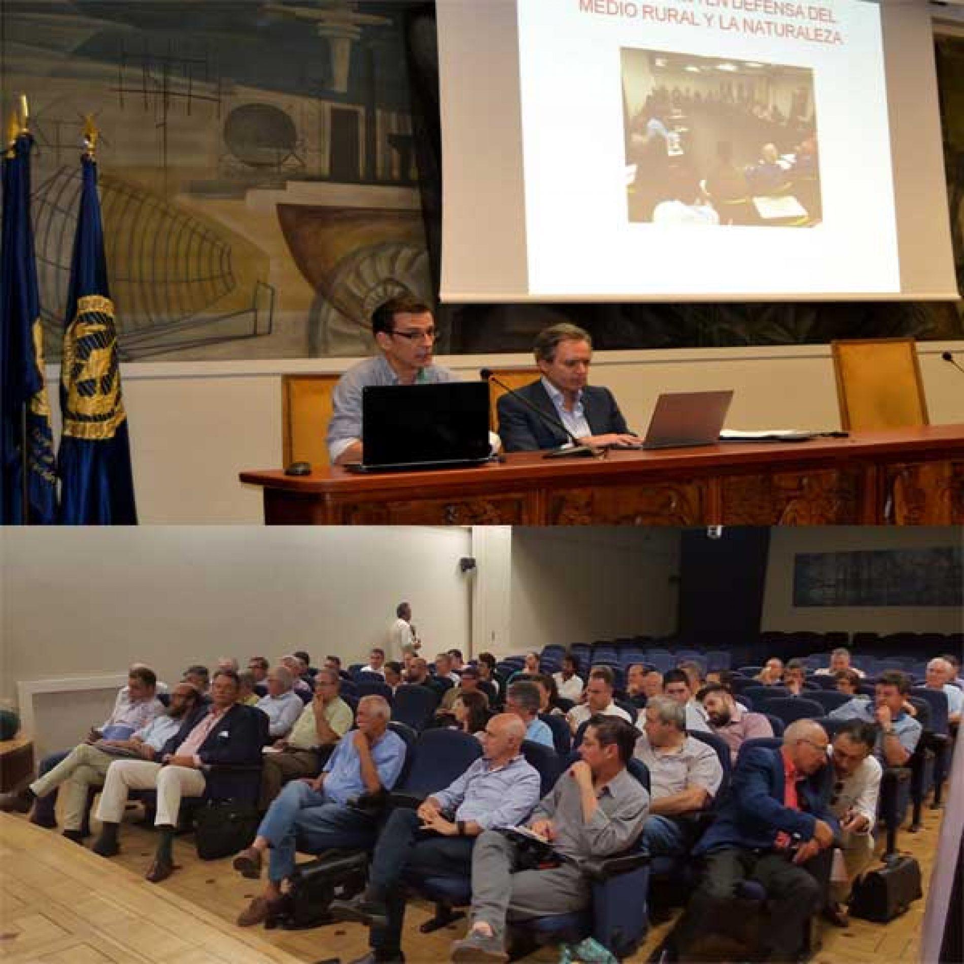 2ª Reunión de La Plataforma en Defensa del Mundo Rural y la Naturaleza