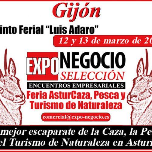 Se inaugura la Feria AsturCaza 2016
