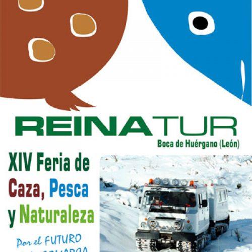 REINATUR, XIV Feria de caza, pesca y naturaleza