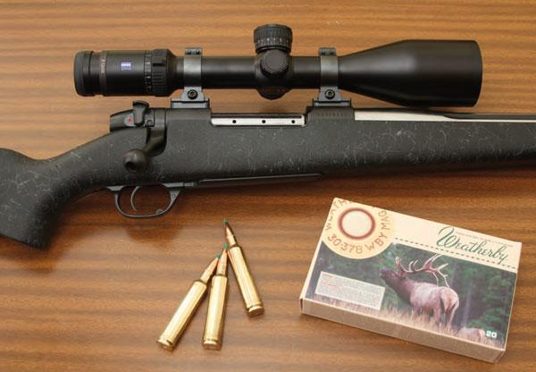Cartuchos Weatherby Magnum .30-378