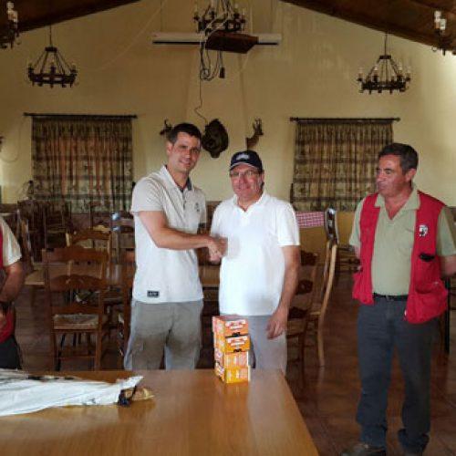 Benamejí acoge el campeonato de Andalucía de Recorrido de Caza