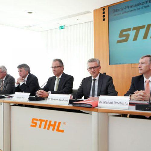 STIHL España se supera: Un Crecimiento Récord en 2015