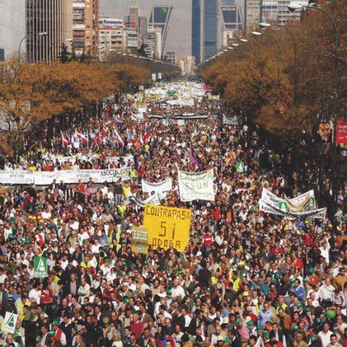 """Ante el inminente peligro de nuestra cultura. Hay que """"fundir"""" Madrid"""