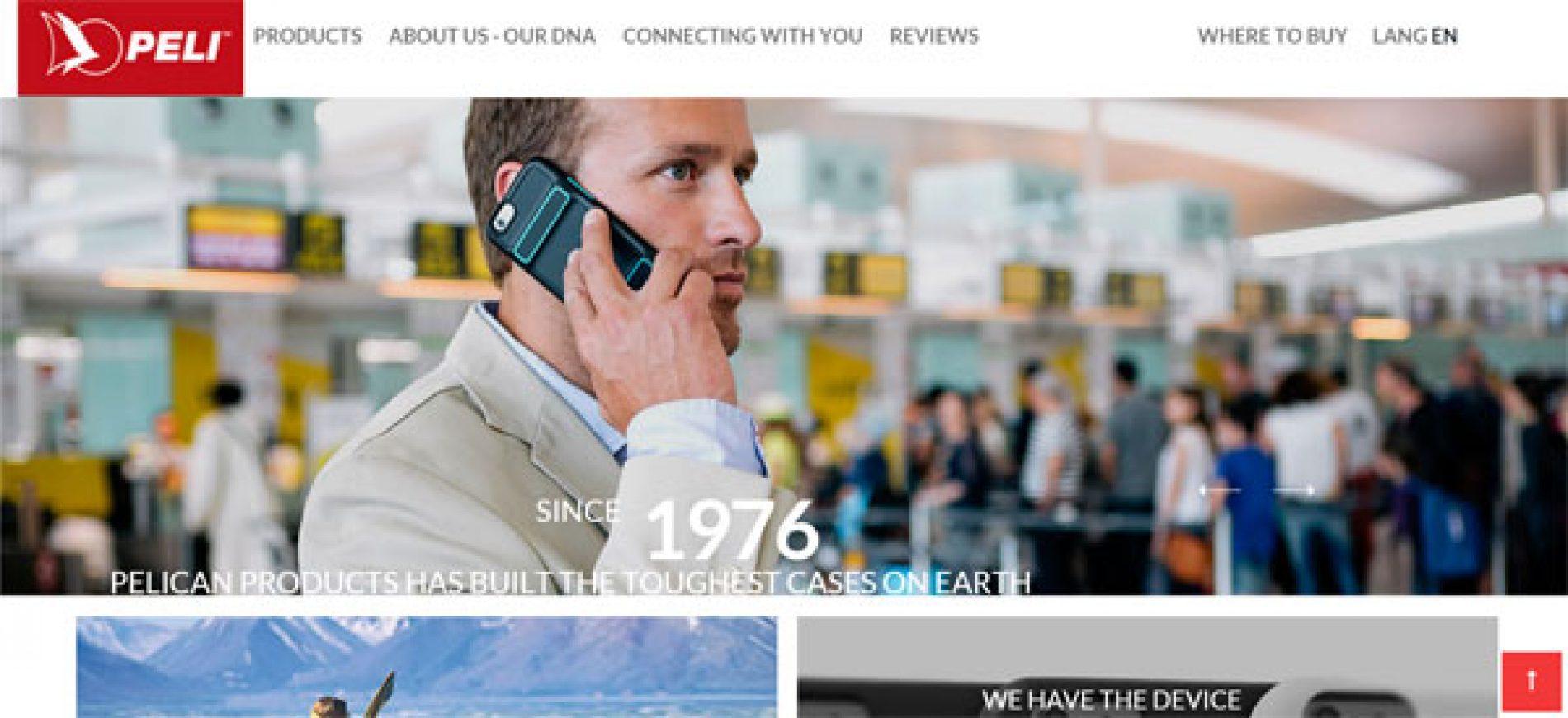 Peli presenta un nuevo sitio web con una innovadora gama de productos