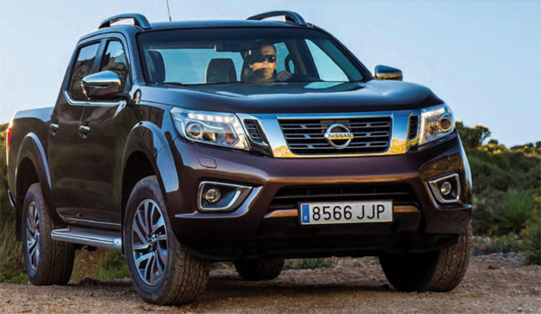 Nissan Navara NP300, la revolución de los Pick Up