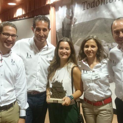 La joven sevillana Rocío Franco, Premio JUVENEX-SURCAZA 2015