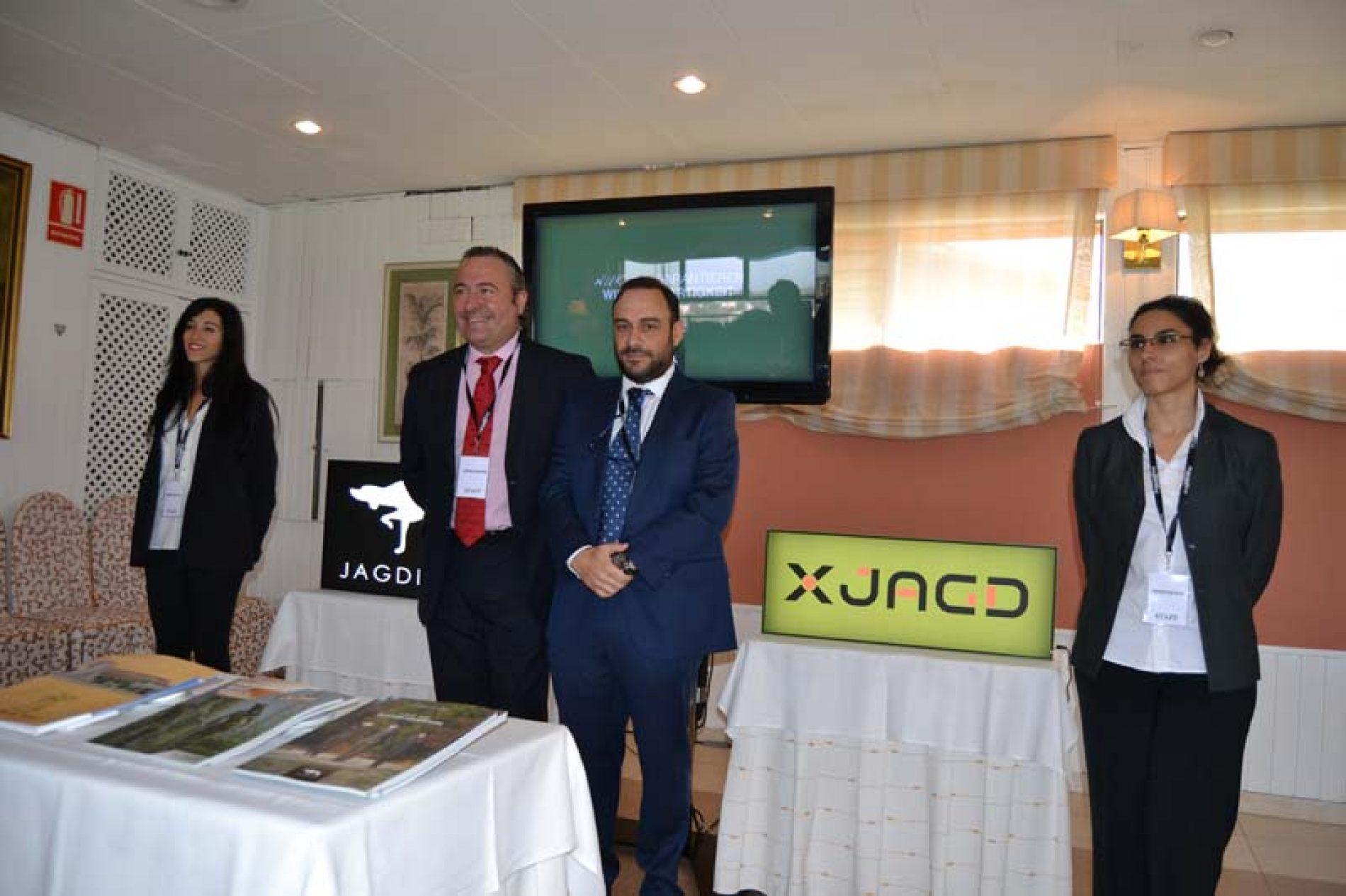 Record Hunter, distribuidora de Jagdhun, X Jagd y El Corzo en España