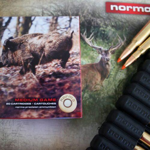 Nueva munición Norma Tipstrike