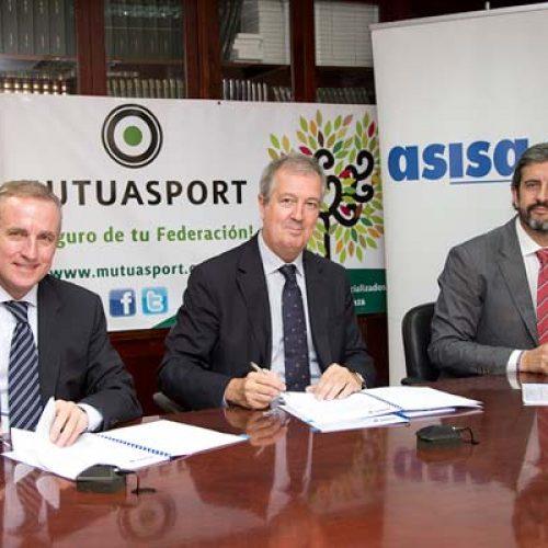 ASISA dará asistencia sanitaria y dental a los mutualistas de Mutuasport