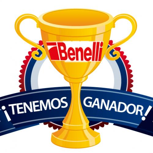 Ya tenemos el ganador de la Benelli Bellmonte