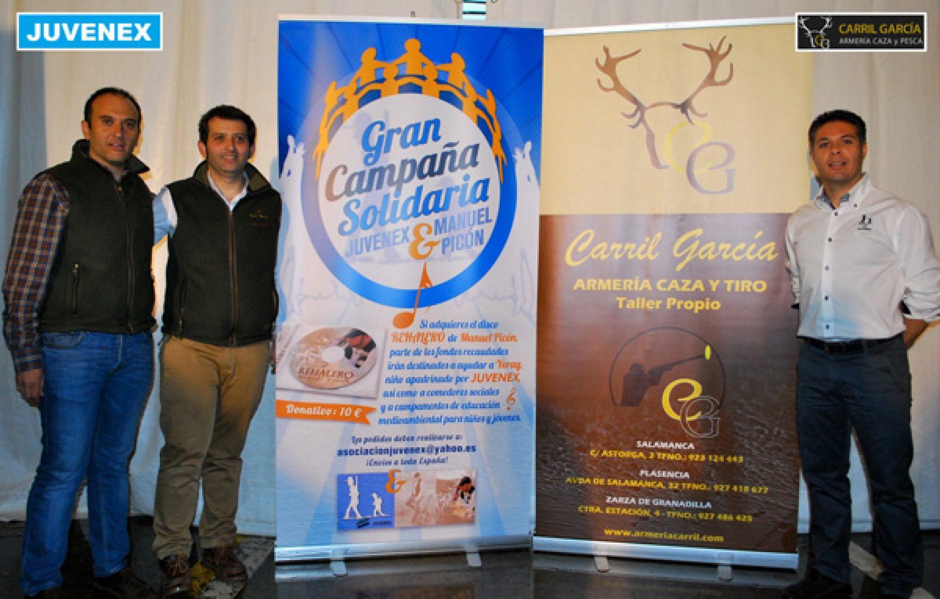 Acuerdo de colaboración entre Armería Carril y Juvenex