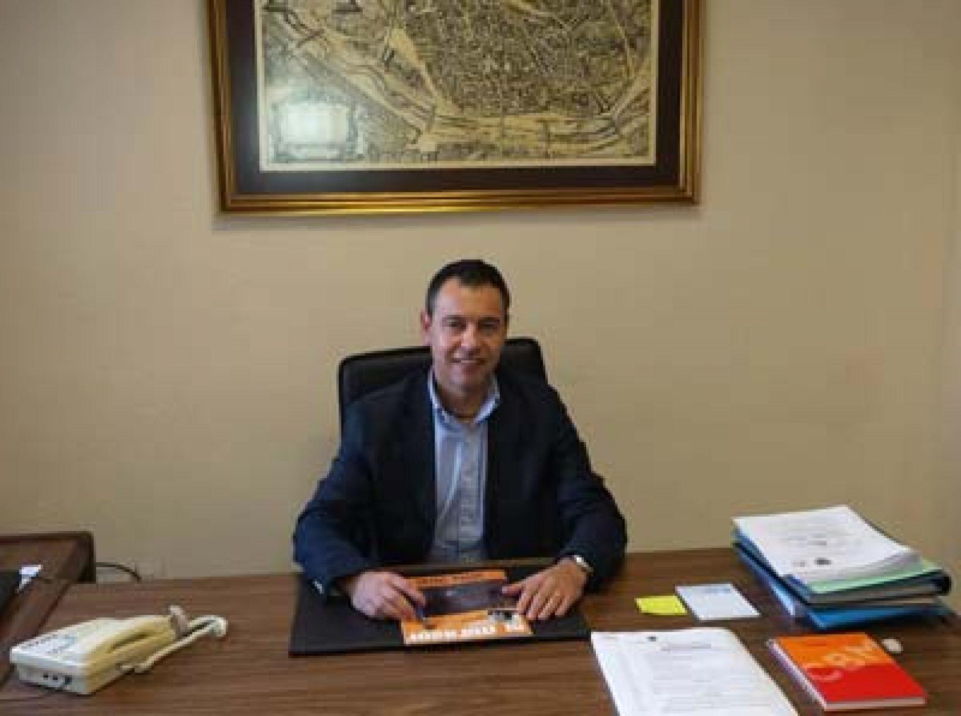 Vicente Seguí presidente de la Federación de Caza de la C. Valenciana