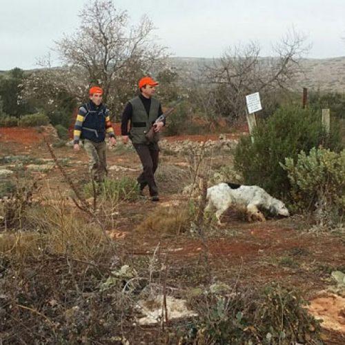 La Federación de Caza evita la limitación de caza en zonas comunes