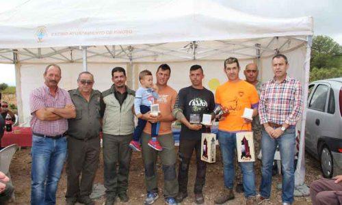 José Méndez Delltel campeón de caza menor de Alicante