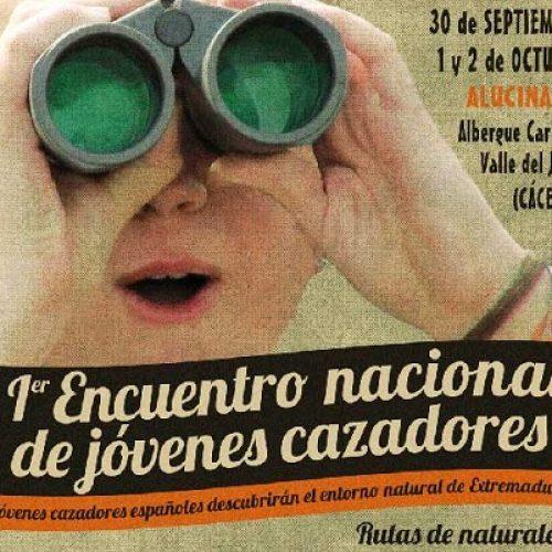 I Encuentro Nacional Jóvenes Cazadores Juvenex/UNAC