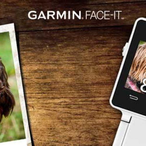 Garmin® lanza Face-It™