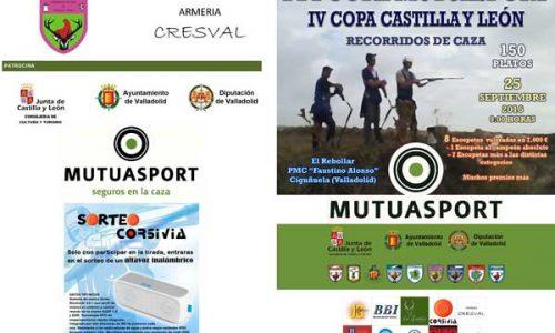 III Copa Mutuasport y la IV Copa de Castilla y León de Recorridos de Caza