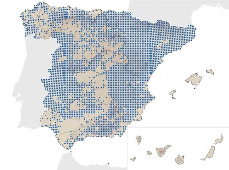 fichas especies jabali Mapa-distribucion-jabali
