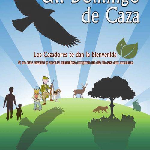 """FEDEXCAZA lanza por 2º año el proyecto """"Un domingo de caza"""""""
