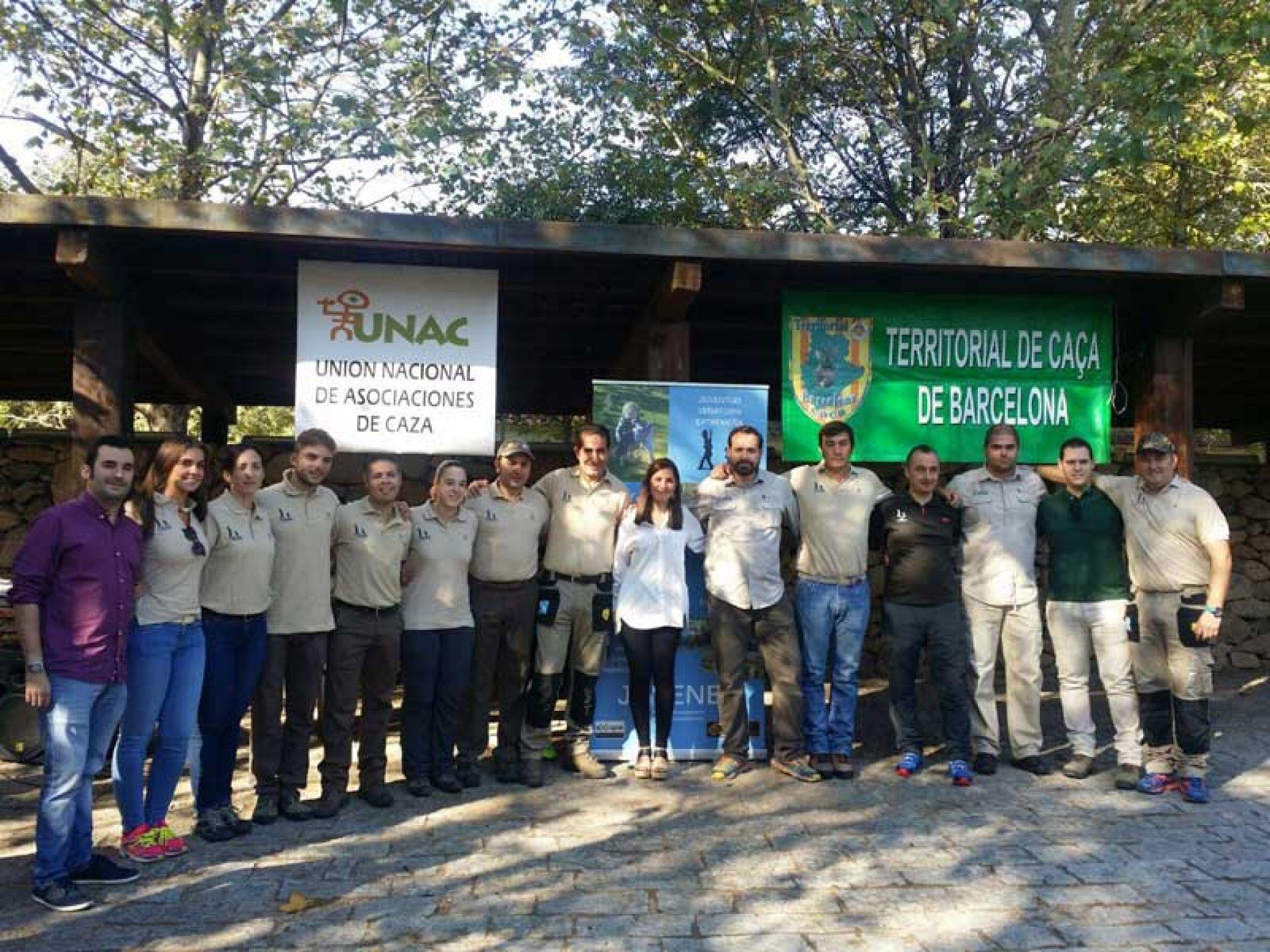 Éxito rotundo del I Encuentro Nacional de Jóvenes Cazadores