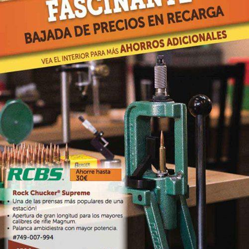 Nuevo Catálogo de ofertas Brownells