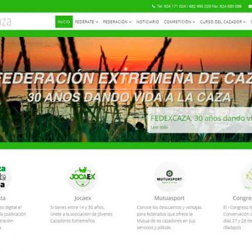 FEDEXCAZA estrena nueva página web