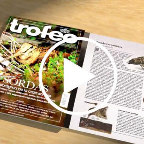 Revista Trofeo Caza de Diciembre