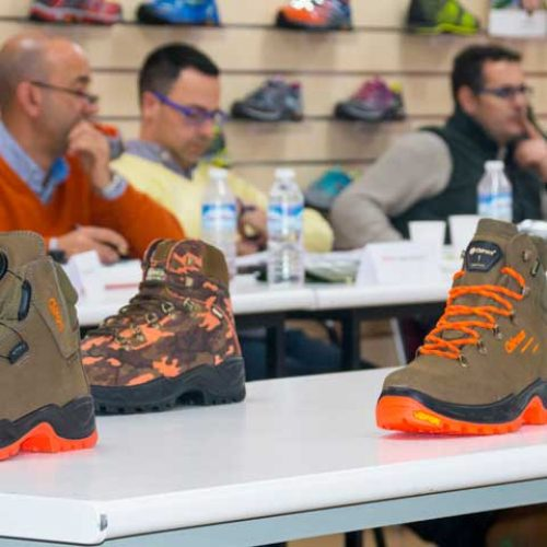 Chiruca presenta su nueva colección de calzado y textil de caza