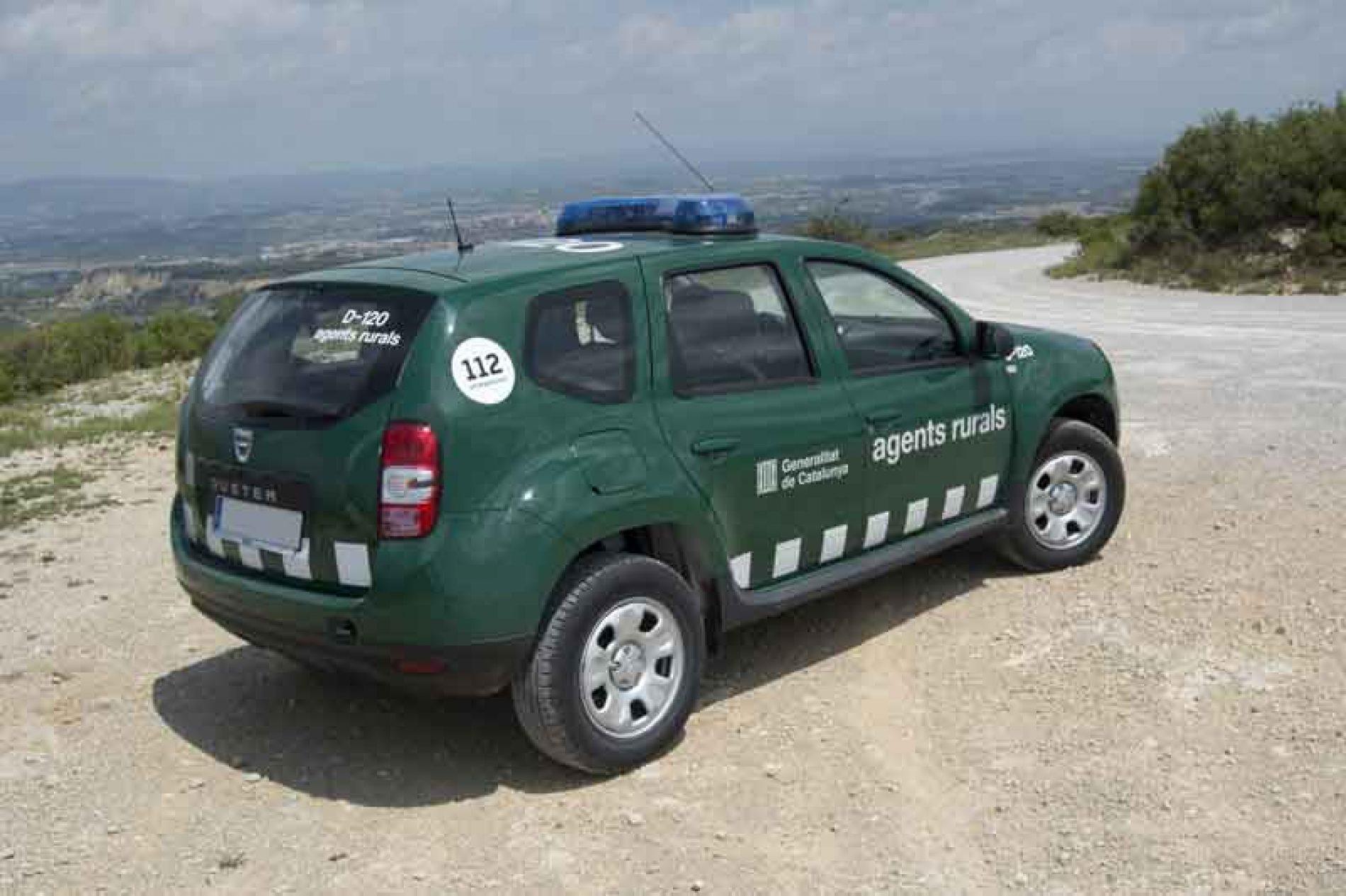 La ONC y Federcat se personarán en el caso de los dos agentes rurales
