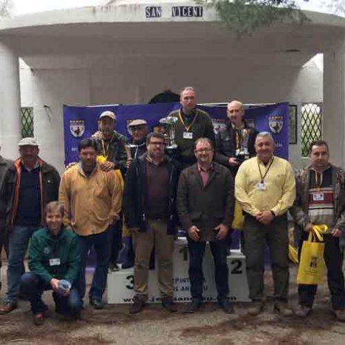 La caza de perdiz con reclamo se consolida en Castellón