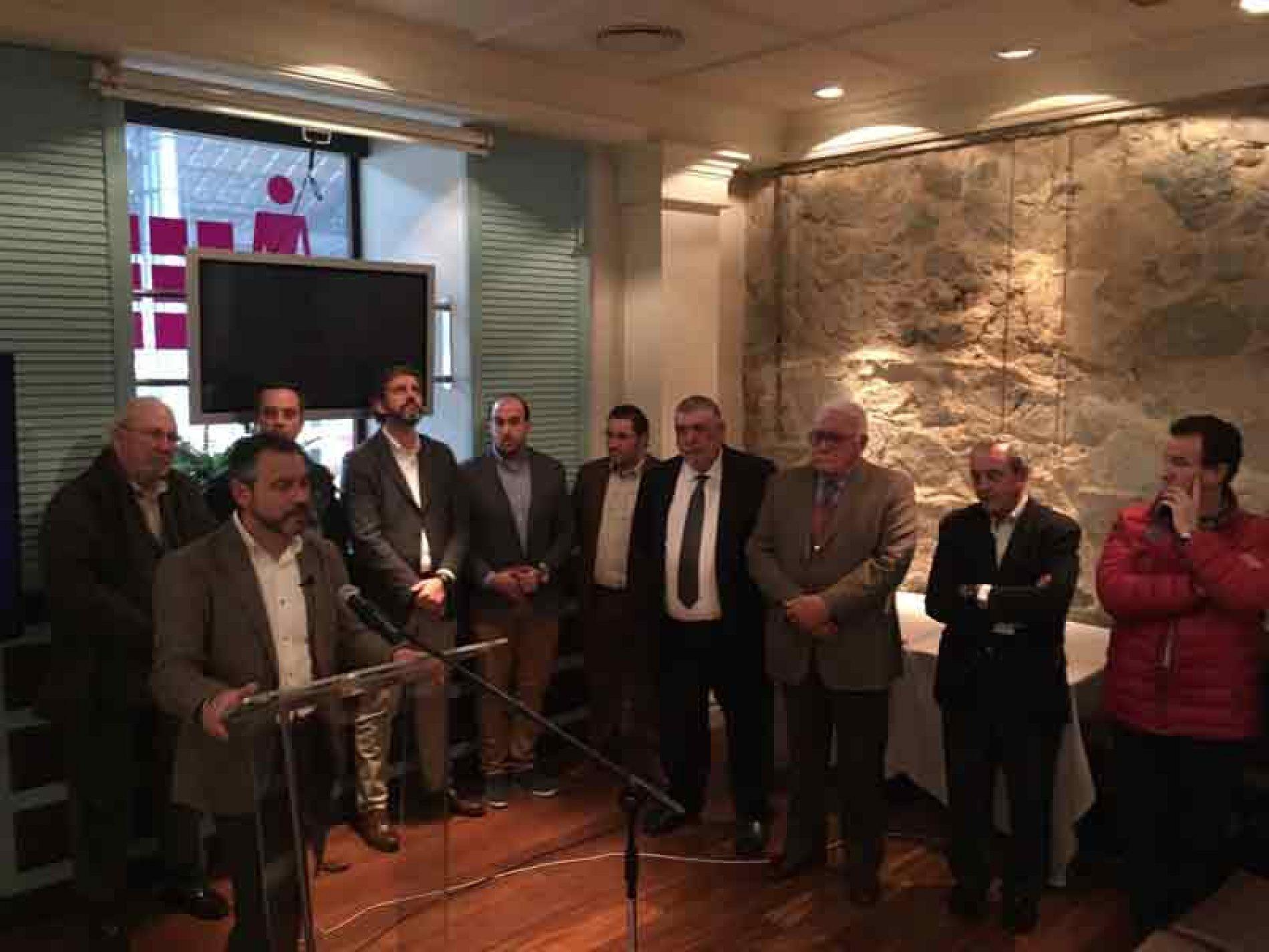 La Fedexcaza apoya a Vicente Seguí como presidente de la RFEC