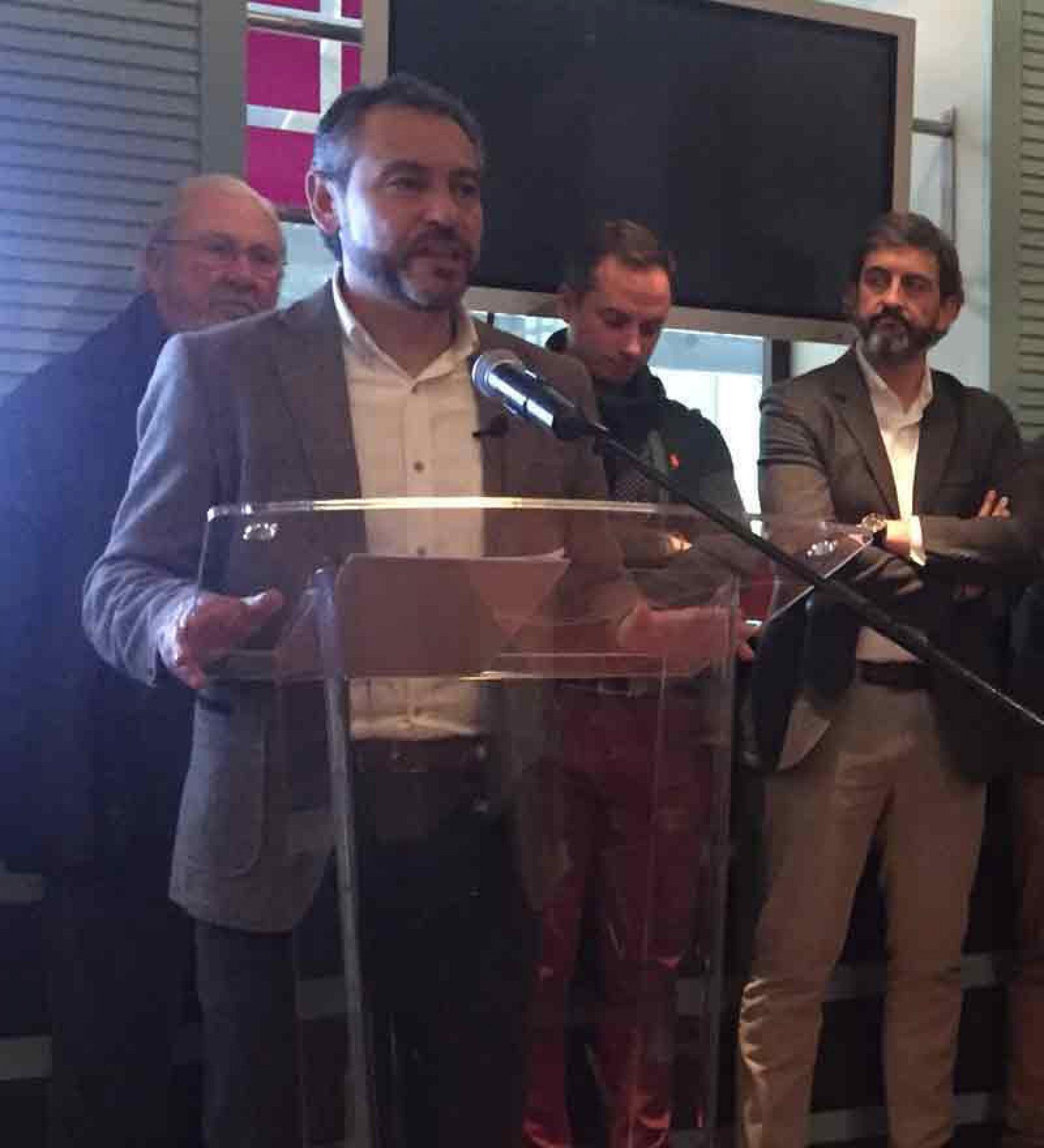 Vicente Seguí reclama al CSD la limpieza de las elecciones en la RFEC