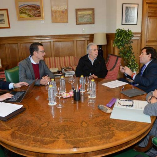 La ONC y el MAPAMA abordan la necesidad de recuperación de la perdiz