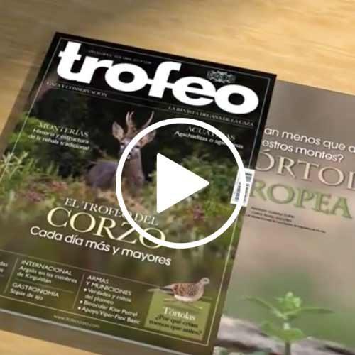 Revista Trofeo Caza de abril