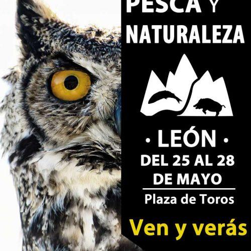 I Feria de Caza, Pesca y Naturaleza en León
